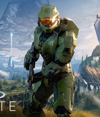 "Highlight des Xbox Games Showcase am 23. Juli: ""Halo Infinite"" (Abbildung: Microsoft)"