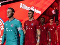 """Tunnelblick: Für den Rekordmeister legt Konami eine FC-Bayern-Edition des """"eFootball PES 2021 Season Update"""" auf (Abbildung: Konami)"""