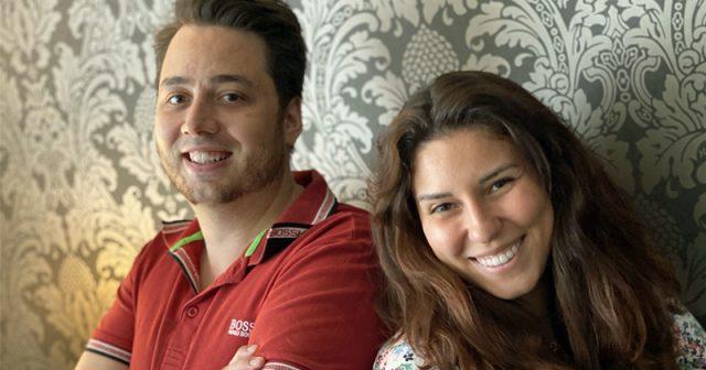 Verantworten die Kommunikation von Assemble Entertainment: Dennis Blumenthal und Neuzugang Maria Zubova (Foto: Assemble Entertainment)