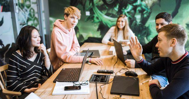 Einer der größten Games-Arbeitgeber in Deutschland: InnoGames in Hamburg (Abbildung: InnoGames GmbH)