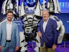Die Gamescom-Macher: Game-Geschäftsführer Felix Falk und KoelnMesse-Chef Gerald Böse (Foto: KoelnMesse / Oliver Wachenfeld)