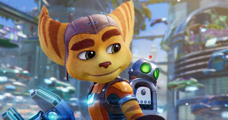 """Gamescom 2020: Sony Interactive zeigt """"Ratchet & Clank: Rift Apart"""" für PlayStation 5 während """"Opening Night Live"""" (Abbildung: Sony Interactive)"""