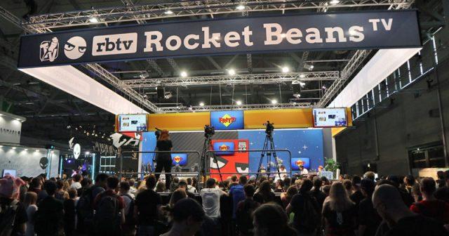 YouTuber auf der Gamescom 2020: Rocket Beans TV ist Mitveranstalter von Gamevasion (Foto: GamesWirtschaft)