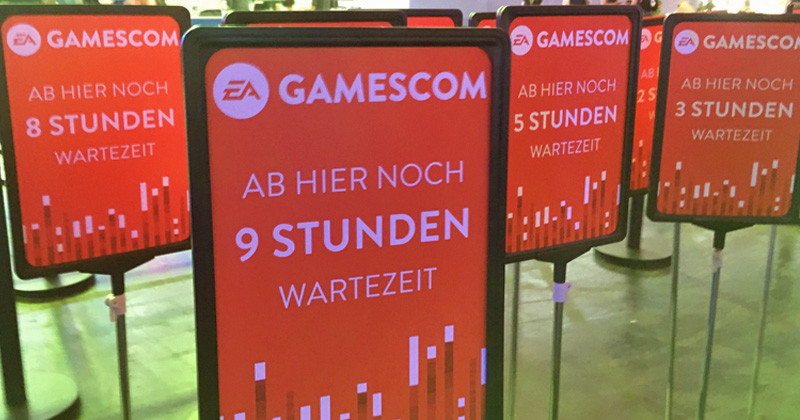 Gamescom 2021 Programm