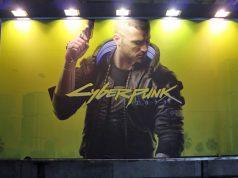 """""""Cyberpunk 2077"""" ist in sechs Kategorien für den Gamescom Award 2020 nominiert (Foto: Fröhlich)"""