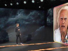 """Gamescom 2020-Bilanz: ONL-Moderator Geoff Keighley mit """"Zurück in die Zukunft""""-Darsteller Chris Lloyd (Foto: KoelnMesse)"""