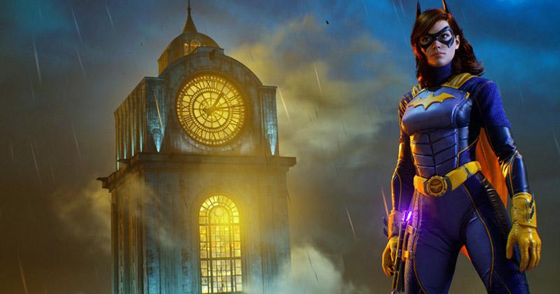 """Batgirl ist eine von vier spielbaren Figuren in """"Gotham Knights"""" (Abbildung: Warner Bros. Games)"""