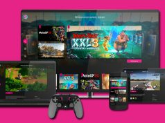 Ab der Gamescom 2020 im Live-Betrieb: Streaming-Dienst MagentaGaming (Abbildung: Deutsche Telekom)