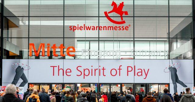 Die Nürnberger Spielwarenmesse 2021 ist vom 27. bis 31. Januar 2021 geplant (Foto: Spielwarenmesse eG / Christian Hartlmaier)