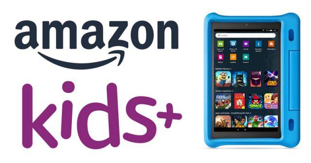 Aus Amazon FreeTime wird Amazon Kids (Abbildungen: Amazon)
