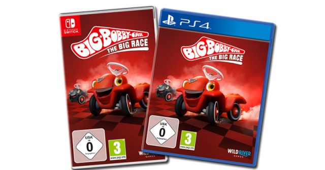 Erscheint am 24.9.2020 für PlayStation 4, Switch und PC: Rennspiel
