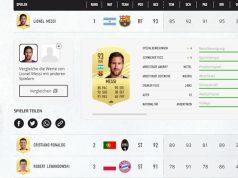 FIFA Ratings: Das sind die besten Spieler in FIFA 21 (Abbildung: Electronic Arts)