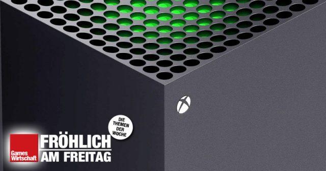 Die Xbox Series X wird ab 10. November ausgeliefert (Foto: Microsoft)