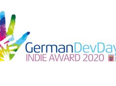 GermanDevDays GDD Indie Award 2020