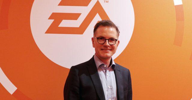 Jens Kosche ist Geschäftsführer der Electronic-Arts-Niederlassung in Köln (Foto: Fröhlich)