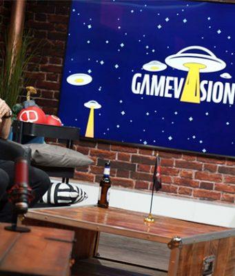 """Gamevasion-Format """"Good Morning Gamescom"""" mit Maxim Markow und Etienne Gardé (Foto: Rocket Beans TV)"""