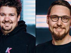 Daniel Stammler und Janosch Sadowski sind zwei der Gründer von Kolibri Games (Fotos: Kolibri Games)