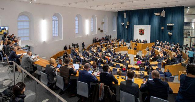Der Landtag von Rheinland-Pfalz in Mainz (Foto: Landtag RLP / T. Sitz)