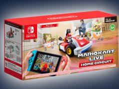 """Ab dem 18.10.2020 erhältlich: """"Mario Kart Live: Home Circuit"""" für Nintendo Switch (Abbildung: Nintendo)"""