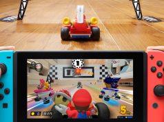 """Erscheint am 16. Oktober: Augmented-Reality-Neuheit """"Mario Kart Live"""" (Abbildung: Nintendo)"""
