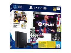 Ab 9. Oktober erhältlich: das FIFA 21 Bundle inklusive PlayStation 4 Pro (Abbildung: Sony Interactive)