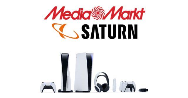 Das PS5-Vorverkaufs-Kontingent bei MediaMarkt und Saturn ist komplett vergriffen (Abbildungen: MediaMarktSaturn, SIE)