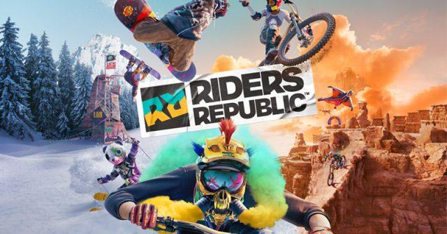Erscheint am 25. Februar 2021: Riders Republic (Abbildung: Ubisoft)