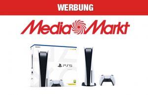 PlayStation 5 kaufen: PS5 bei Media Markt vorbestellen (Werbung)