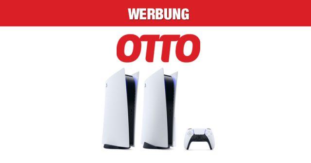 PlayStation 5 kaufen: PS5 bei Otto vorbestellen (Werbung / Abbildungen: Otto / Sony)
