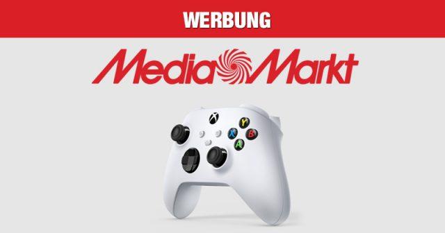 Xbox Series X kaufen: Die neue Xbox bei Media Markt vorbestellen (Werbung / Abbildungen: Media Markt / Microsoft)