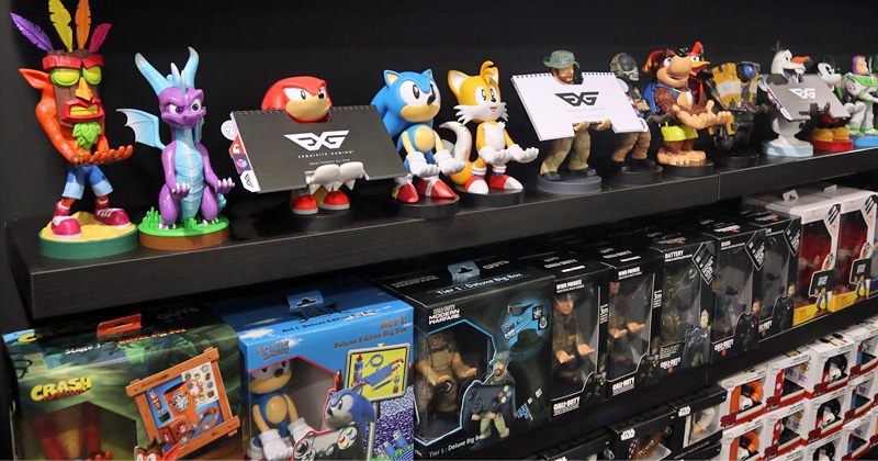 Regelmäßig kommen neue Cable Guys auf den Markt (Foto: Fröhlich)