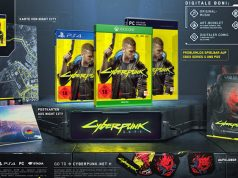 Die Inhalte der Day-One-Edition von Cyberpunk 2077 (Abbildung: Bandai Namco Entertainment / CD Projekt Red)