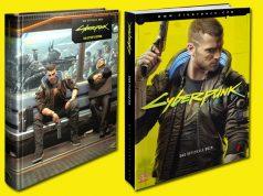 Erscheint am 19. November: Cyberpunk 2077 Lösungsbuch (Abbildungen: Bandai Namco Entertainment)
