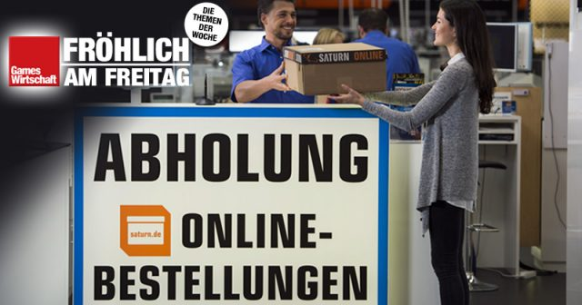 Inzwischen vielfach Standard: online reservieren - lokal abholen (Foto: MediaMarktSaturn Retail Group)
