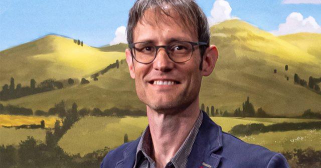 Neu beim Landwirtschafts-Simulator-Hersteller: PR- und Marketing-Manager Wolfgang Ebert (Foto: Giants Software)