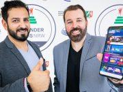 Für den Gründerpreis NRW 2020 nominiert: Lootboy-Macher Arash Vatanparast und André Kuschel (Foto: Gründerpreis NRW / Udo Geisler)