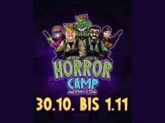 Am 30. Oktober startet das Horrorcamp mit Sido und Knossi (Abbildung: Twitch)