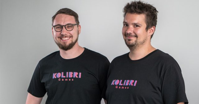 Janosch Sadowski und Daniel Stammler sind Co-CEOs von Kolibri Games (Foto: Kolibri Games)