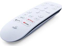 Für Netflix, Disney+, Spotify und YouTube sind eigene Tasten auf der PlayStation 5-Fernbedienung reserviert (Abbildung: Sony Interactive)