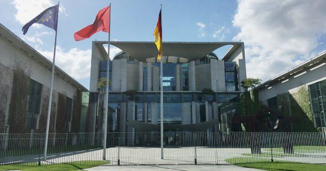 Bundeskanzleramt (Foto: GamesWirtschaft)