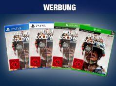 Call of Duty Black Ops: Cold War ist seit dem 13.11.2020 für PC, PS4, PS5, Xbox One und Xbox Series X erhältlich (Abbildungen: Activision)