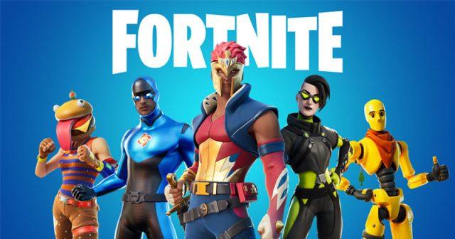 Fortnite für PlayStation 5 und Xbox Series X erscheint am 10. November 2020 (Abbildung: Epic Games)