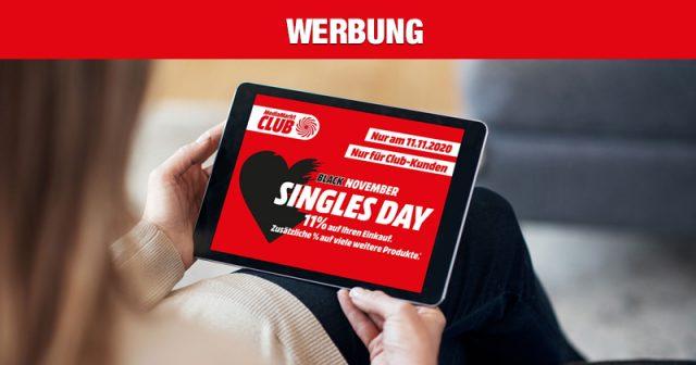 Singles Day 2020 bei MediaMarkt (Foto: MediaMarktSaturn Retail Group)