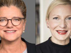 Media:Net Berlin-Brandenburg: Jeannine Koch (rechts) übernimmt die Aufgaben von Andrea Peters (Fotos: Hoffotografen GmbH / Dominik Butzmann)