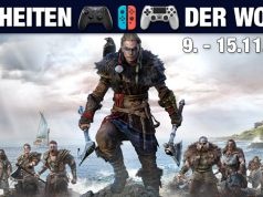 Neu in der Kalenderwoche 46/2020: Assassin's Creed Valhalla (Abbildung: Ubisoft)