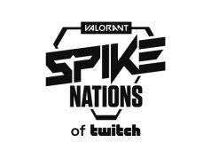 Das Valorant Spike Nations of Twitch-Turnier erstreckt sich vom 6. bis 8. November 2020 (Abbildung: Twitch)