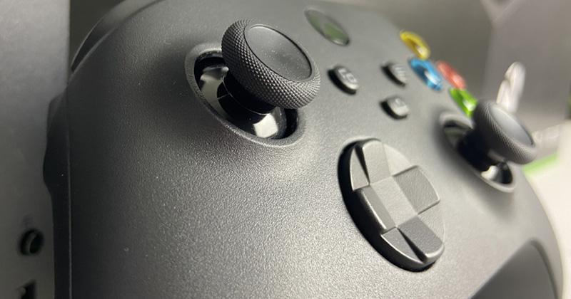 Der neue Xbox Series X-Controller im Detail (Foto: GamesWirtschaft)
