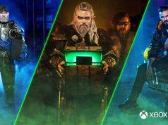 Xbox Series X-Promotion-Aktion: Maul Cosplay schlüpft für Microsoft und Otto in drei Games-Rollen (Fotos: Otto)