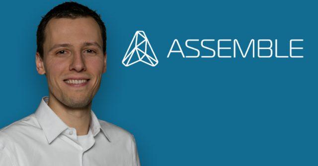 Stefan Marcinek, Gründer und Geschäftsführer von Assemble Entertainment