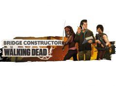 Seit 15.12.20 auch für PS5 verfügbar: Bridge Constructor: The Walking Dead (Abbildung: Headup)